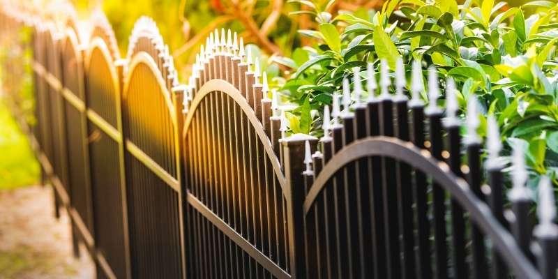 17 Ideas para la valla de tu jardín