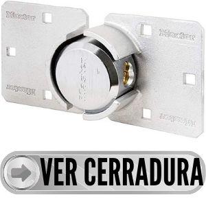 Cerradura Master Lock para casetas de jardín