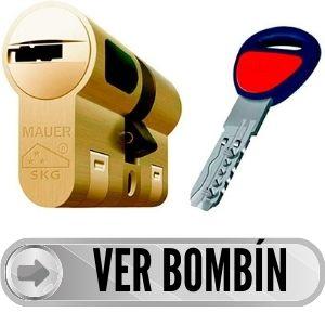 Bombín de seguridad para cobertizos