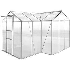 Casetas de jardín invernadero