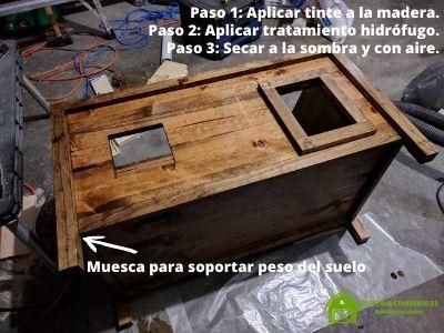 Paso 3: Cómo construir una casa de madera para gatos