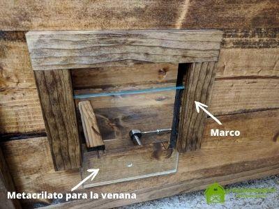 Paso 4: Cómo construir una casa de madera para gatos