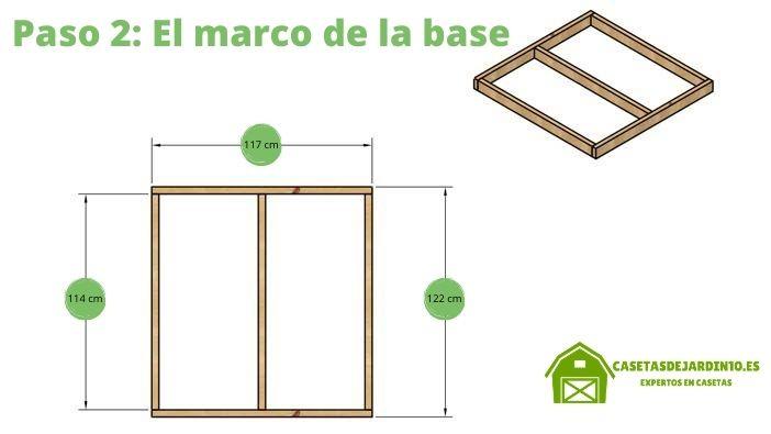 Como construir una caseta para perros paso 2