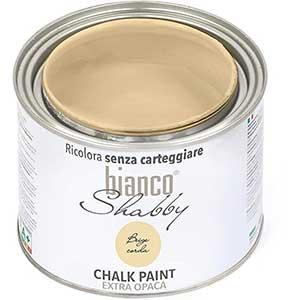 Pintura para suelos de jardín chalk
